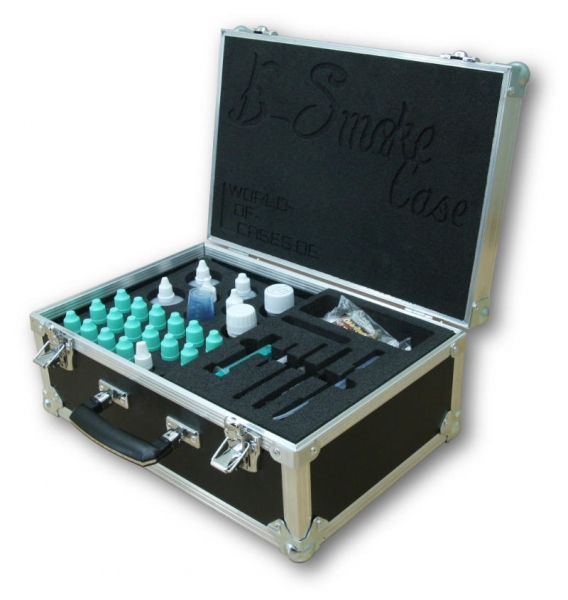 E-Smoke-Case Liquid